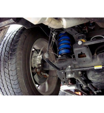 Ssangyong Musso Wagon Firestone In-Coil Airbag Suspension Kit