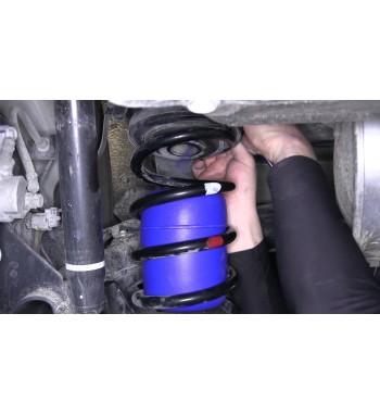 Mitsubishi Outlander ZG & ZH Firestone In-Coil Airbag Suspension Kit