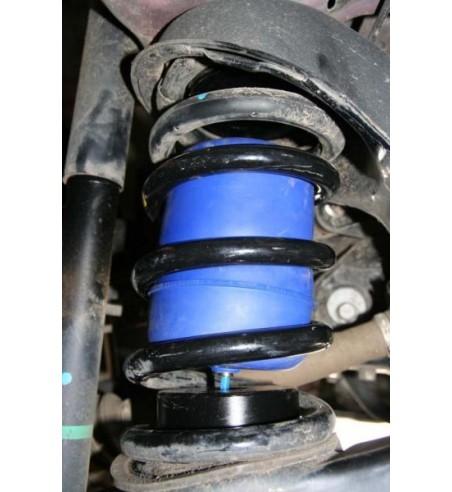 Volkswagen Caddy Firestone Ride Rite Airbag Suspension Kit