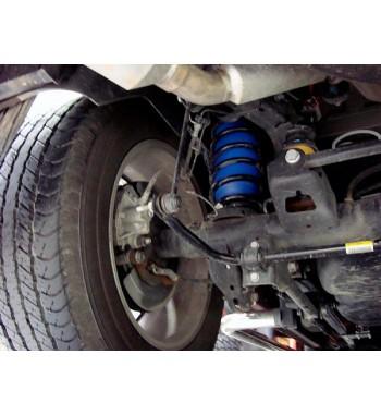 Isuzu MU-X Firestone In-Coil Airbag Suspension Kit