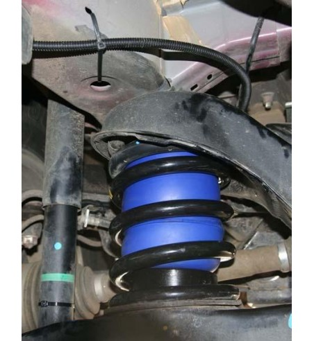 Fiat Scudo Firestone Coil Rite Airbag Suspension Kit