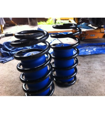 Holden HQ, HJ, HX, HZ Firestone In-Coil Airbag Suspension Kit