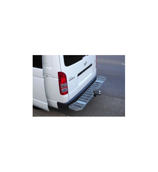 Telstra Type Rear Bars / Rear Step