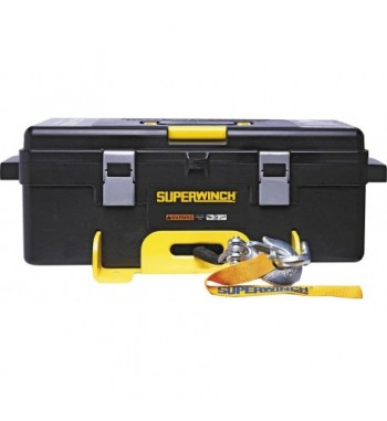 Superwinch Winch 2 Go 4,000 SR Winch with  Synthetic Rope