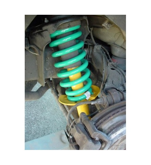 Land Rover Discovery 3 Suspension