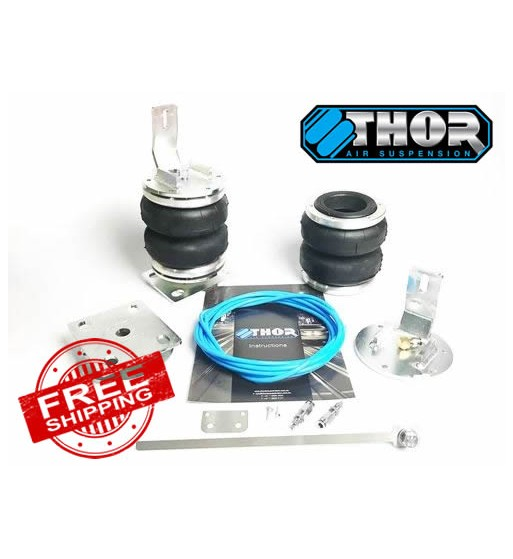 Thor Airbag Suspension To Suit Nissan Patrol Leaf Sprung